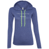 T-Shirts Heather Blue/Neon Yellow / Small I Like to Be on Top! T-Shirt Hoodie