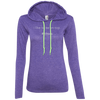 T-Shirts Heather Purple/Neon Yellow / Small I Like to Be on Top! T-Shirt Hoodie
