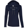 T-Shirts Navy/Dark Grey / Small I Like to Be on Top! T-Shirt Hoodie