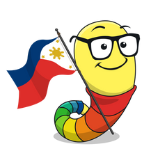 Banana B with Philippine Flag