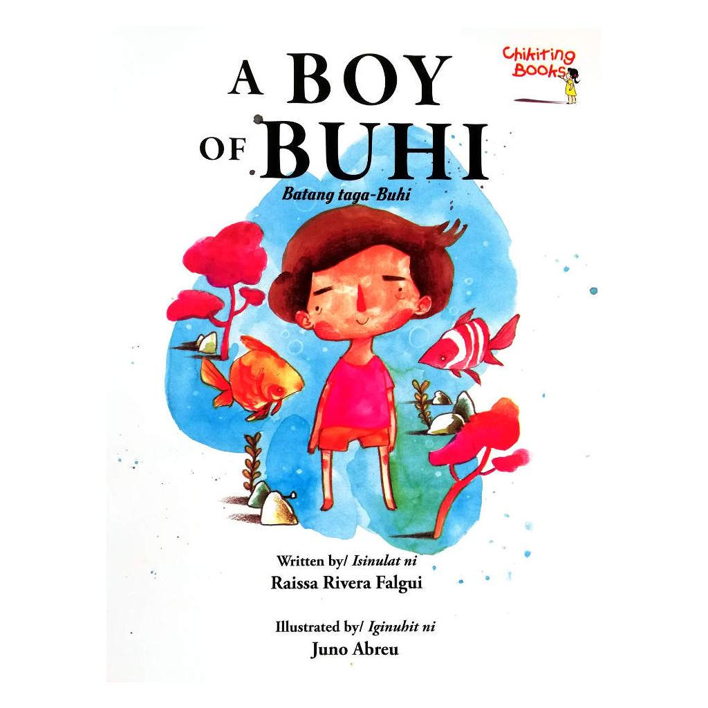 A Boy of Buhi