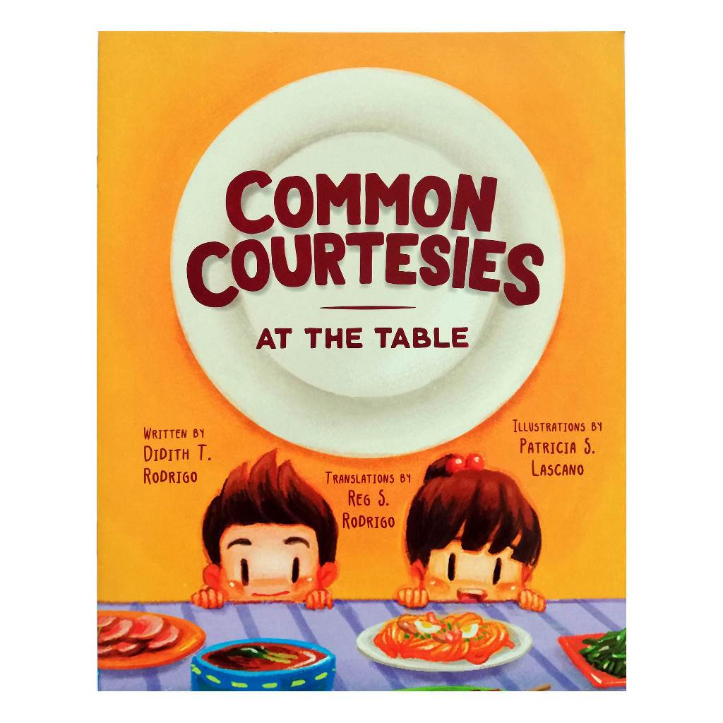 Common Courtesies: At the Table
