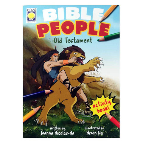 Bible People Old Testament