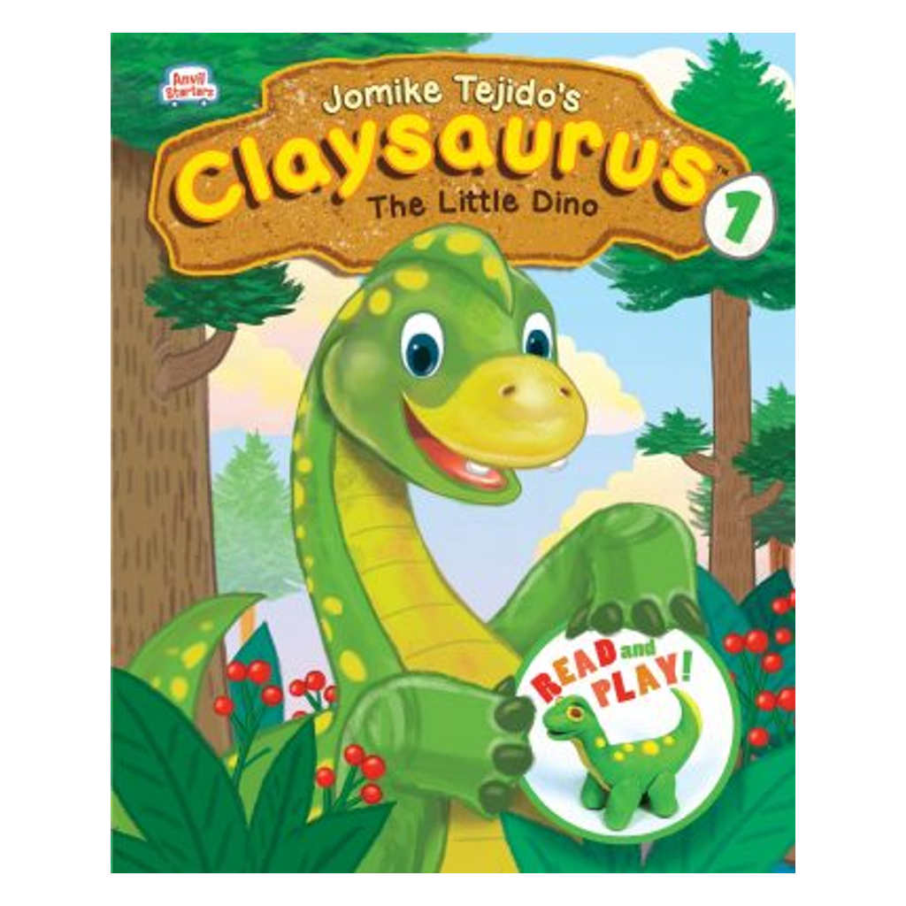 Claysaurus the Little Dino