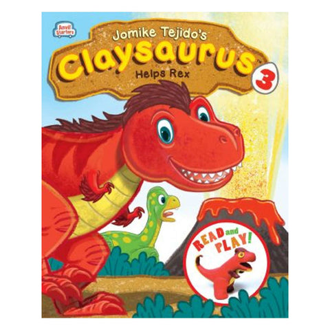 Claysaurus Helps Rex