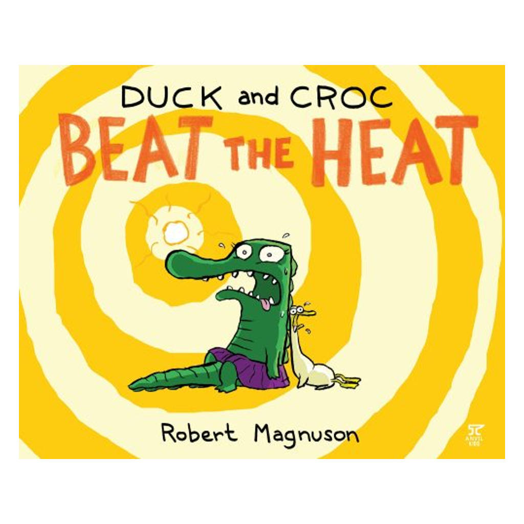 Duck and Croc Beat the Heat