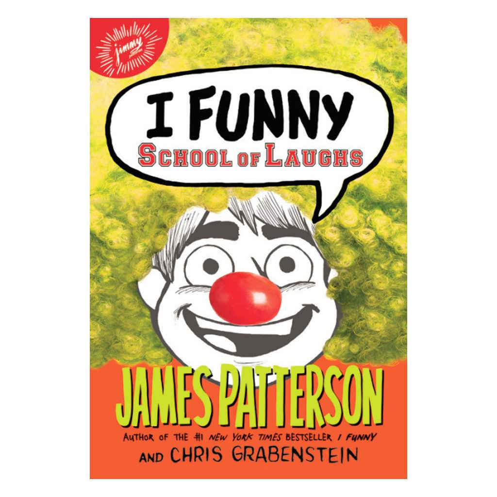 I Funny School of Laughs (Hardbound)