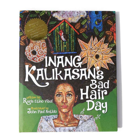Inang Kalikasan's Bad Hair Day