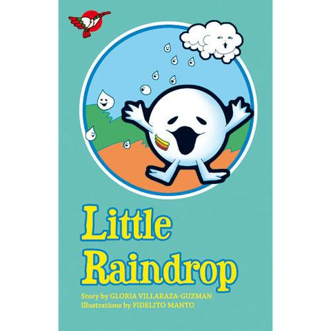Little Raindrop - BIG BOOK