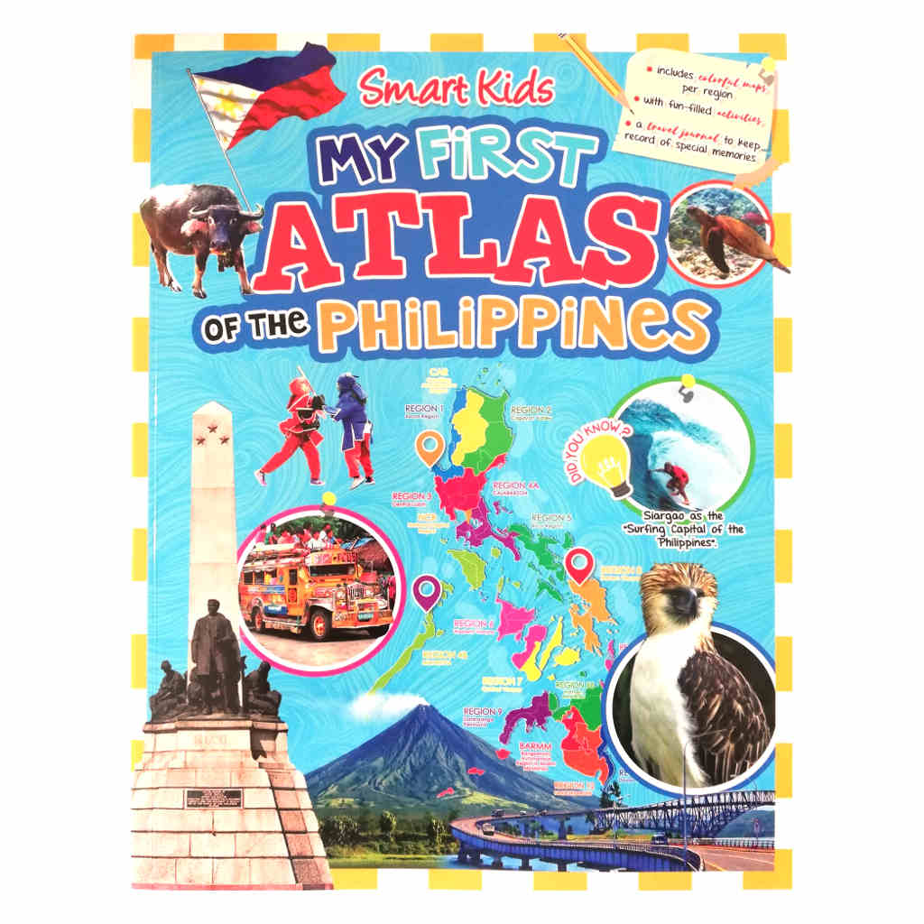 My First Atlas of the Philippines