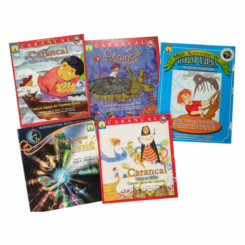 ROV Set of 5 Books