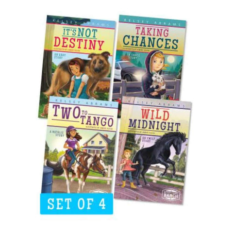 Second Chance Ranch 2 (Set of 4)