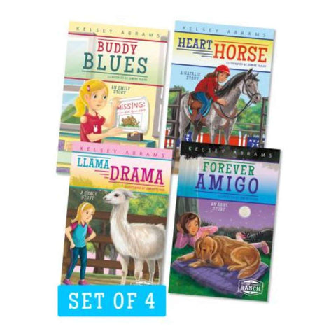 Second Chance Ranch 1 (Set of 4)