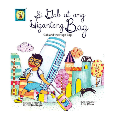 Si Gab at ang Higanteng Bag (Gab and the Huge Bag)