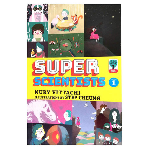 Super Scientists Volume 1