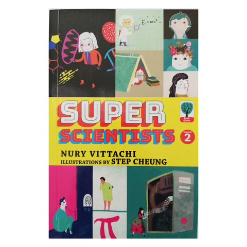 Super Scientists Volume 2