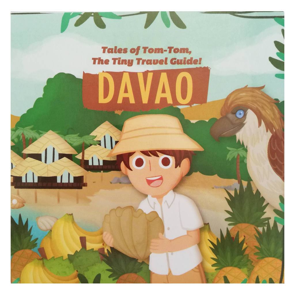 Tales of Tom-Tom, the Tiny Travel Guide! DAVAO
