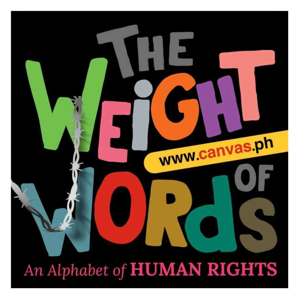 The Weight of Words: An Alphabet of Human Rights