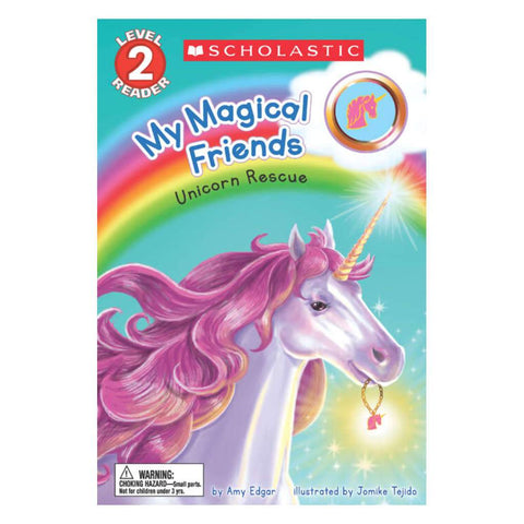 My Magical Friends: Unicorn Rescue