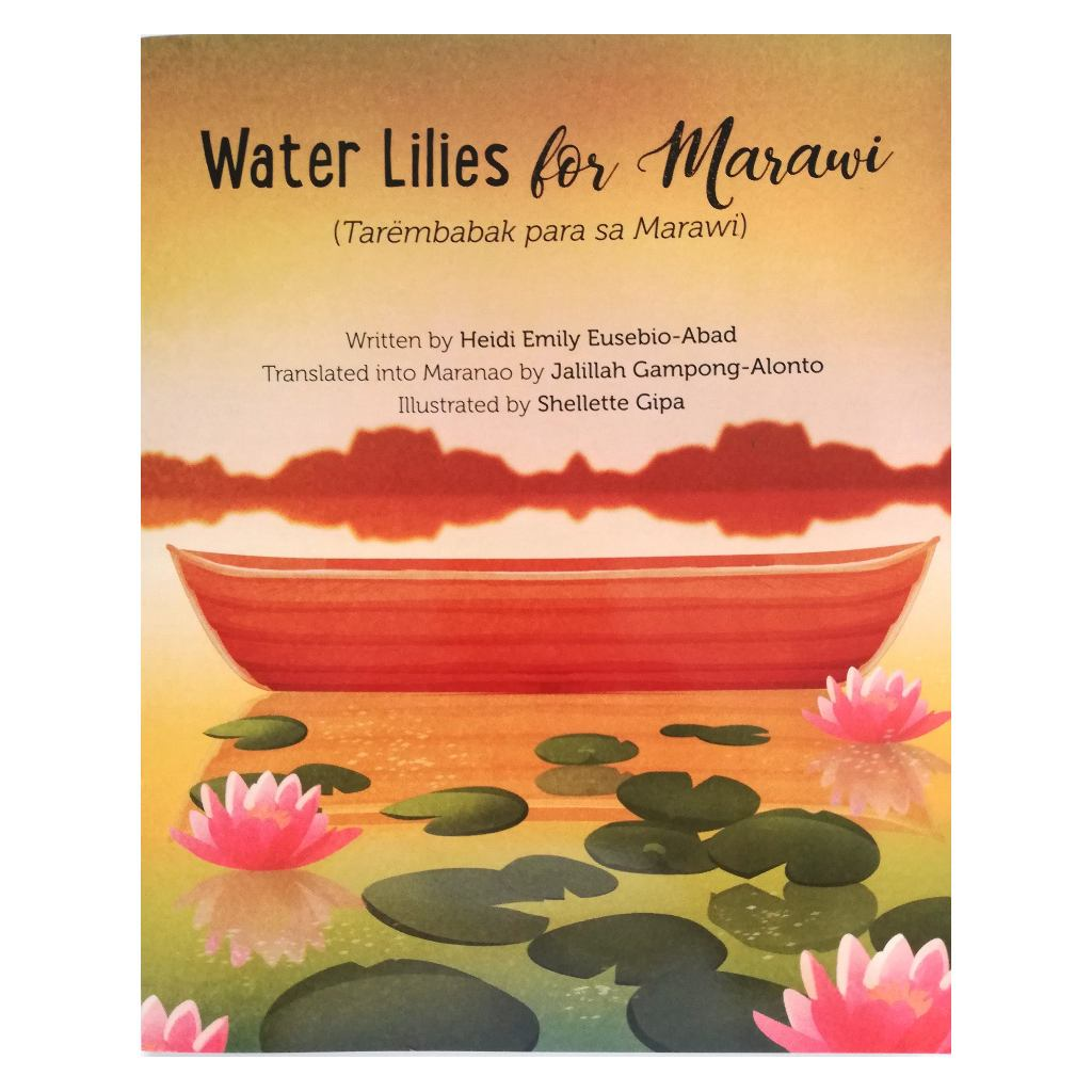 Water Lillies for Marawi