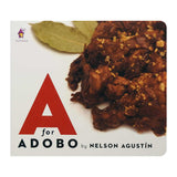 A for Adobo (Board Book)