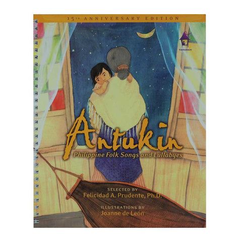 Antukin Philippine Folk Songs & Lullabies