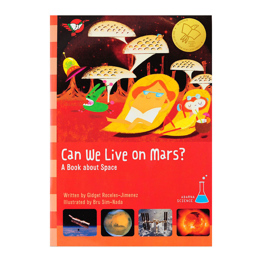 Can We Live on Mars?