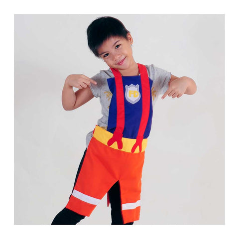 Fire Fighter Play Apron