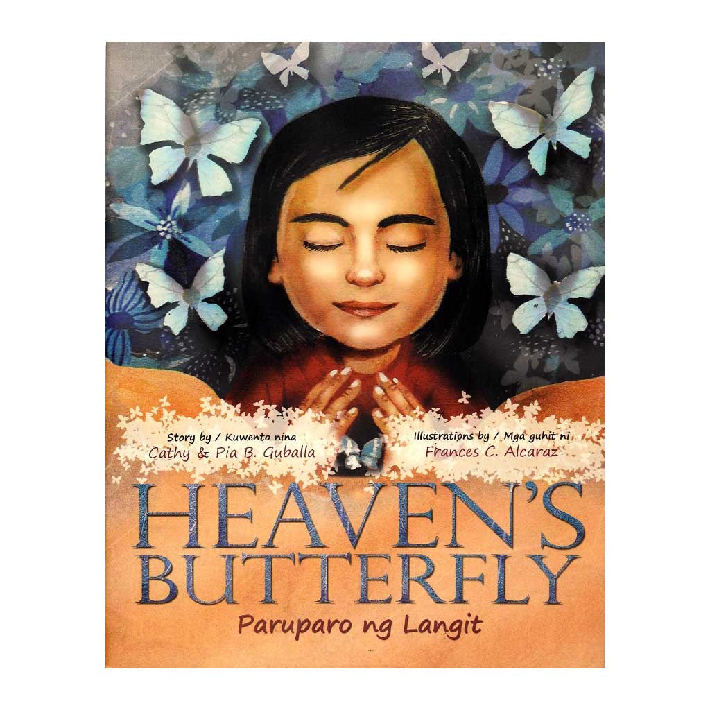 heaven's butterfly/paruparo ng langit – pumplepie books & happiness