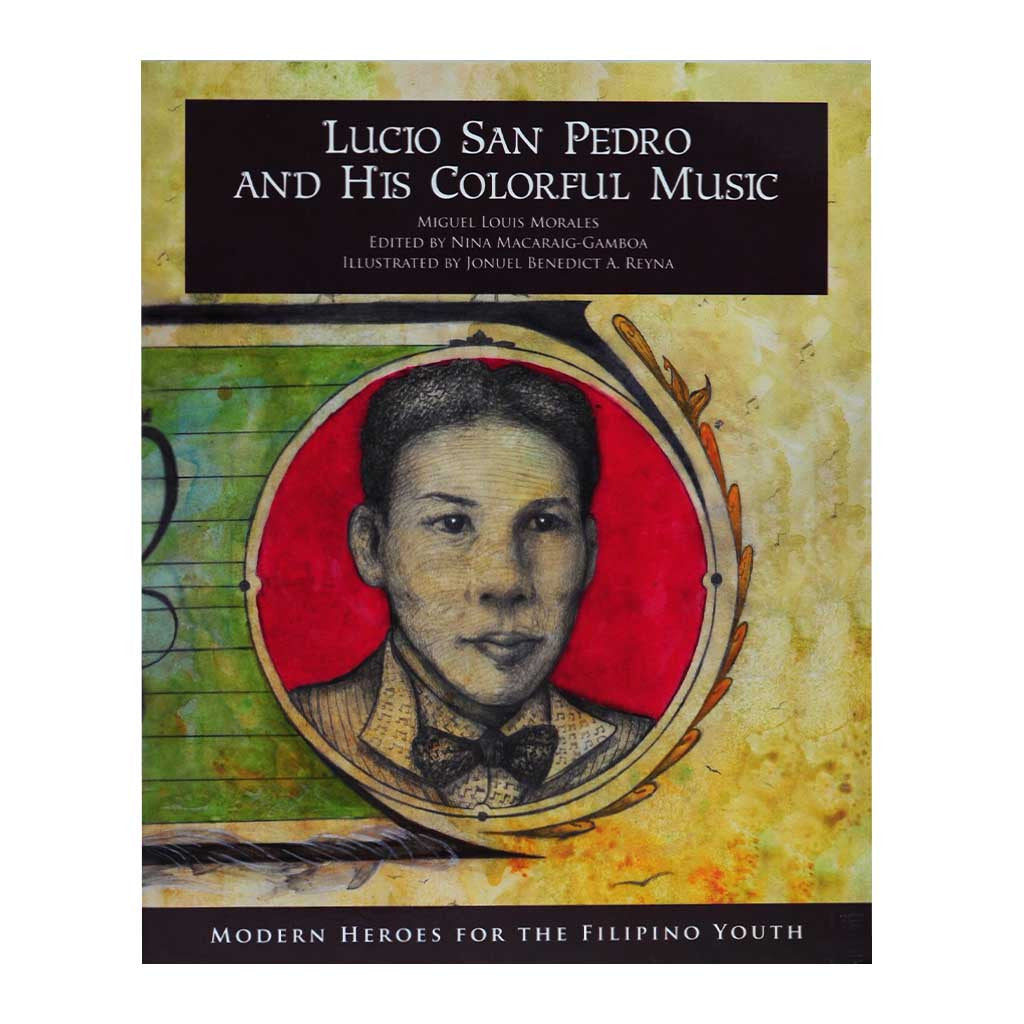 Lucio San Pedro and His Colorful Music