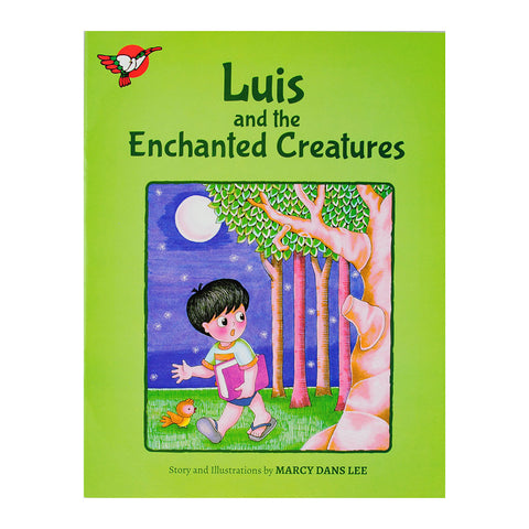 Luis and the Enchanted Creatures