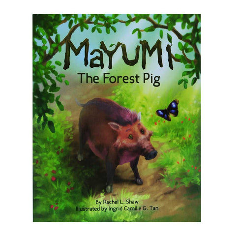 Mayumi the Forest Pig
