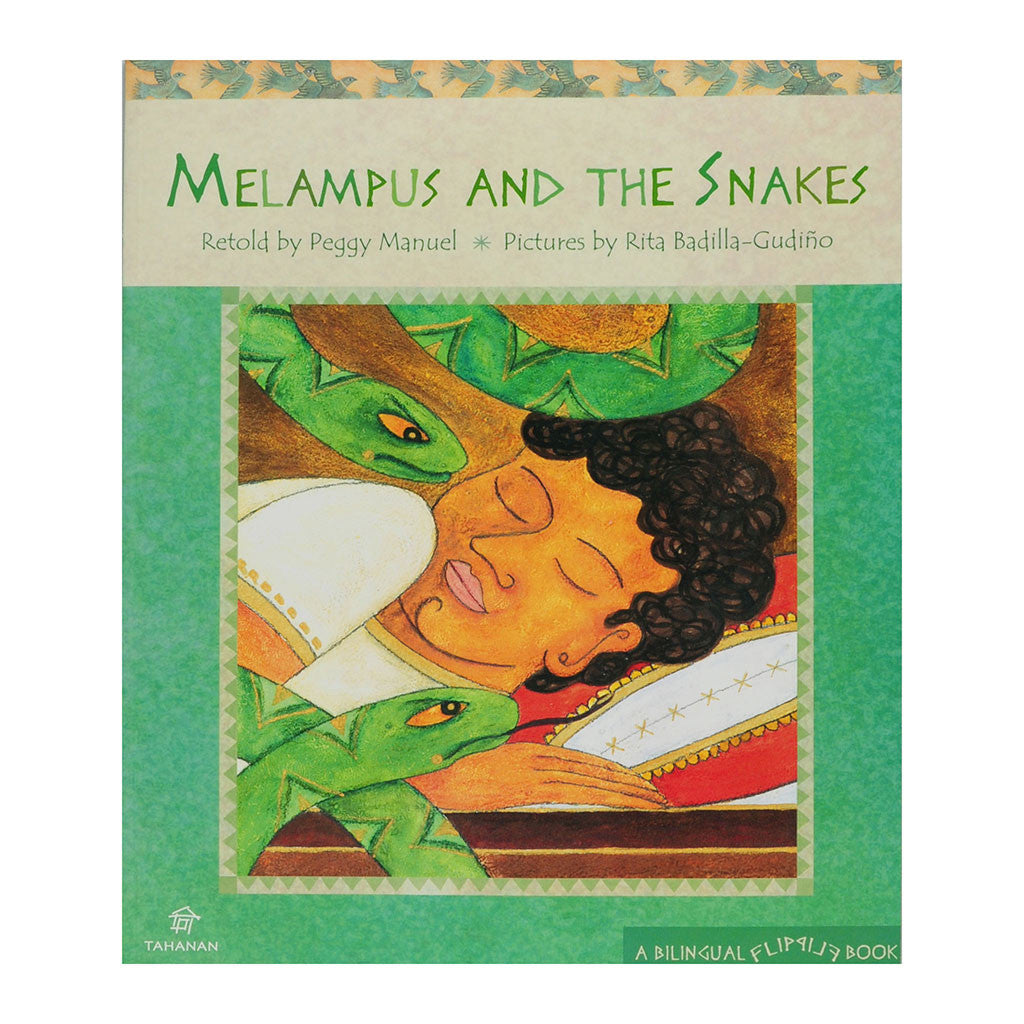 Melampus and the Snakes