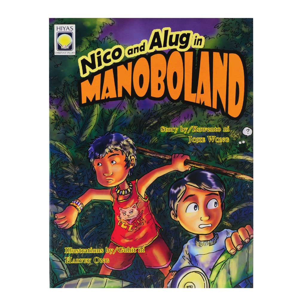 Nico and Alug in Manoboland