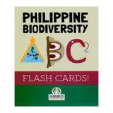 Philippine Biodiversity ABC Flash Cards