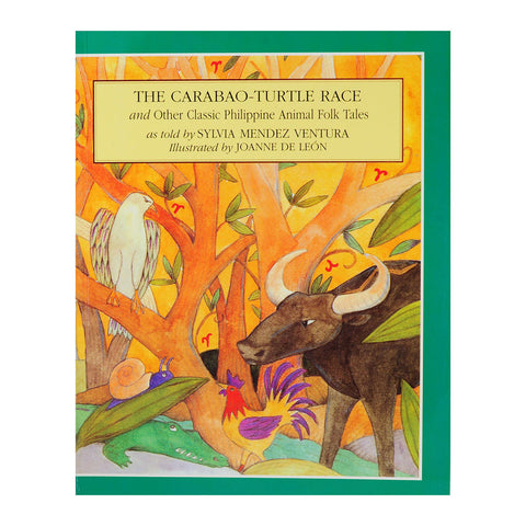 The Carabao-Turtle Race
