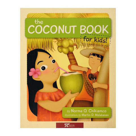 The Coconut Book For Kids
