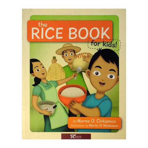 The Rice Book For Kids