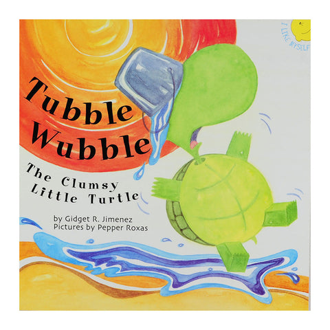 Tubble Wubble The Clumsy Little Turtle
