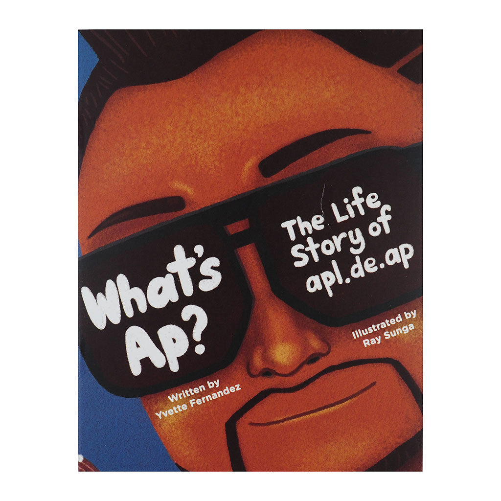 What's Ap? The Life Story of apl.de.ap