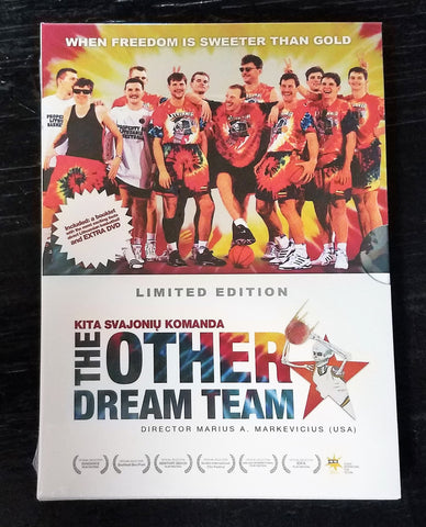 The Other Dream Team Limited Edition DVD Set