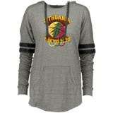 Lithuania Basketball Tokyo 2020 - Gals Low Key Hoodie Pullover