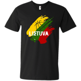 Lietuva BB -- Guys V-Neck