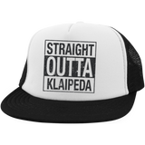Outta Klaipeda -- Trucker Hat with Snapback