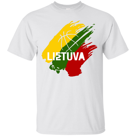 Lietuva BB -- Guys T-Shirt