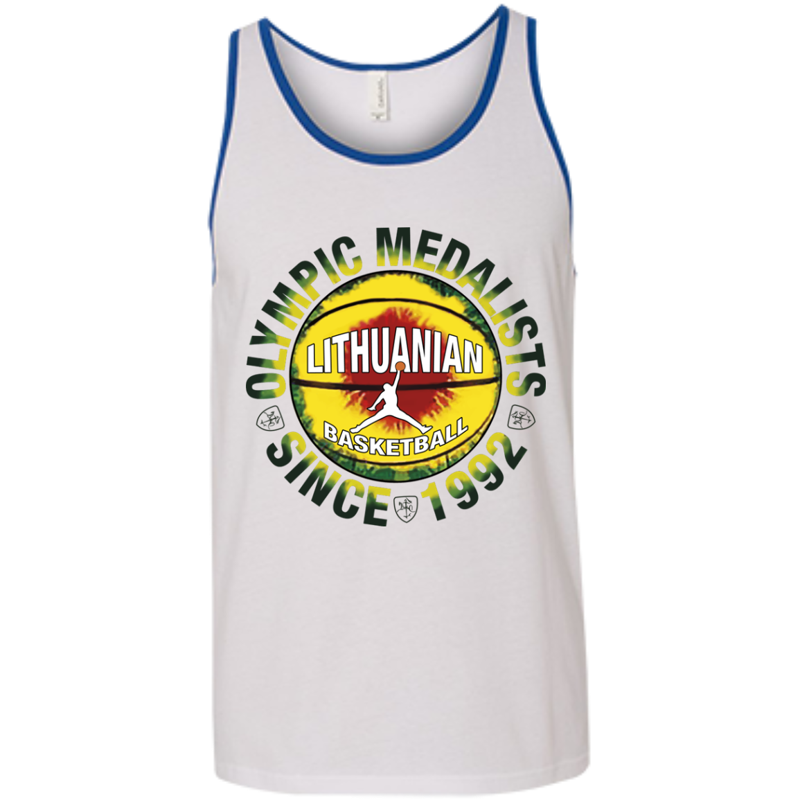 Olympic Medalists -- Guys/Gals Bella+Canvas Tank Top