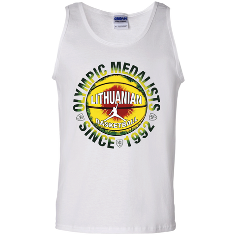 Olympic Medalists -- Guys Tank Top