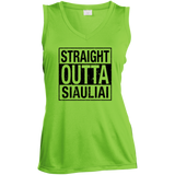 Outta Siauliai -- Gals Performance Sleeveless V-Neck