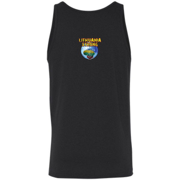Rio Olympic Basketball -- Guys/Gals Bella+Canvas Tank Top