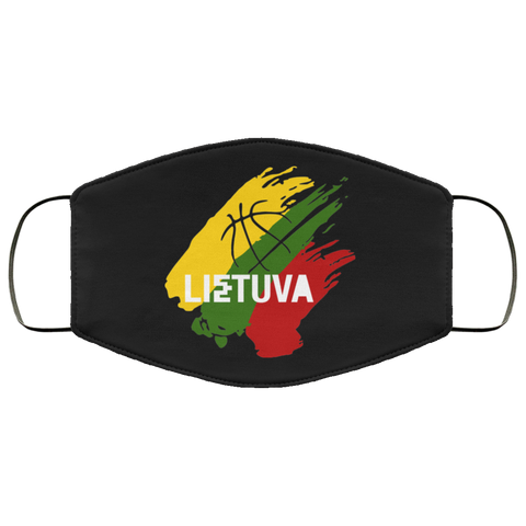 Lietuva BB - Double-Layer Cloth Face Mask